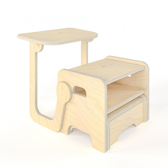 Bob-5 Table / Chairs / Stools / Step
